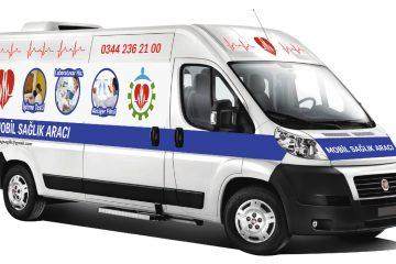 Mobil Sağlık Aracı Hizmetleri